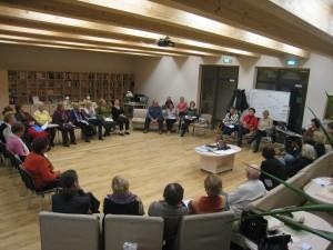 Bendruomenės susitikimas Šv. Pranciškaus onkologijos centre  2014 m.