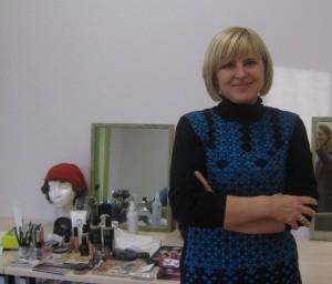 Kosmetologė Loreta Valiukienė