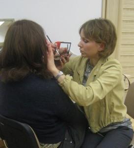 Kosmetologė Katerina Zaburė