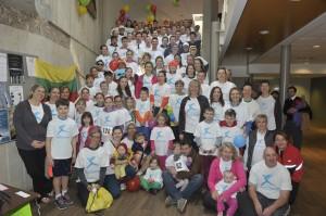 """Toronto Prisikėlimo parapija:  """"Vilties bėgimo 2014"""