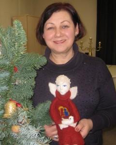 Šv. Pranciškaus onkologijos centro direktorė Aldona Kerpytė