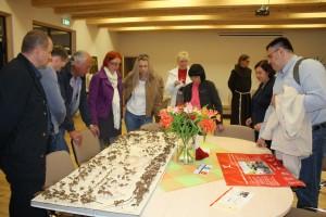 Susitikimas su svečiais iš Mogiliovo Šv. Pranciškaus onkologijos centre